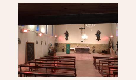 Electricien Quillan spécialisé dans l'installation de spot pour église